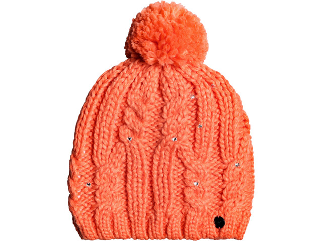 Roxy Shooting Star Beanie Pipo Naiset, living coral